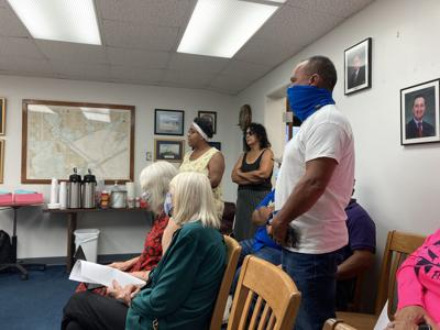 Fishermen voice opposition to dredging project at Calhoun Port meeting