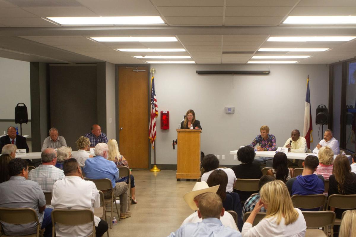 Calhoun Port Authority debate
