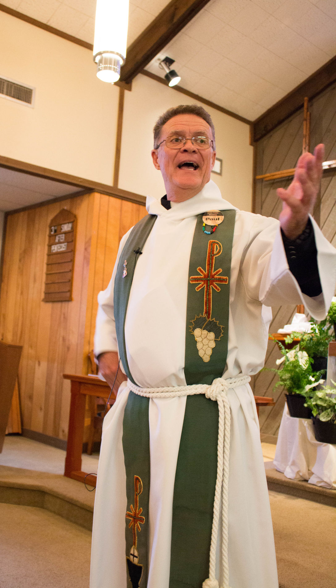 3 country churches surprise pastor
