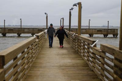 Port Lavaca pier reopens