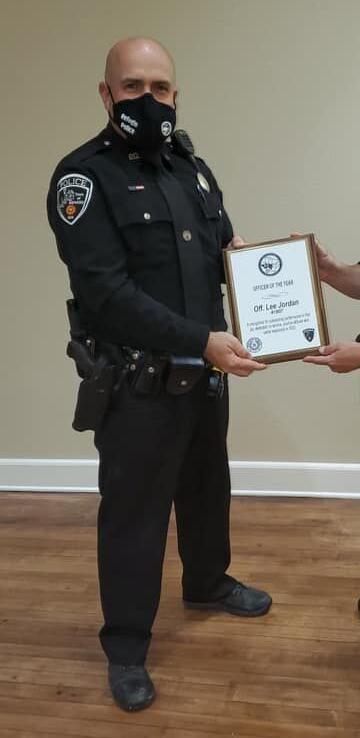 Refugio Officer Lee Jordan