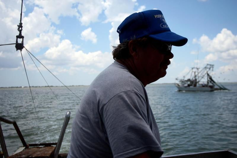 PART TWO: Water pulls bait shrimper back to work that killed his grandfather, brother