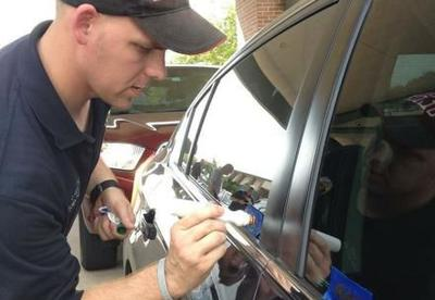 Victoria police work to scratch out auto theft
