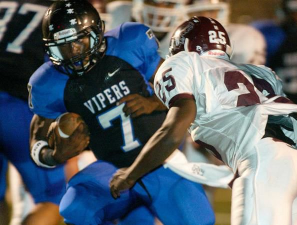 Vipers look to move to 3-2 in District 27-5A play