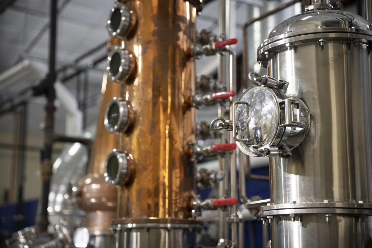 Coastal Bend Distilling Company