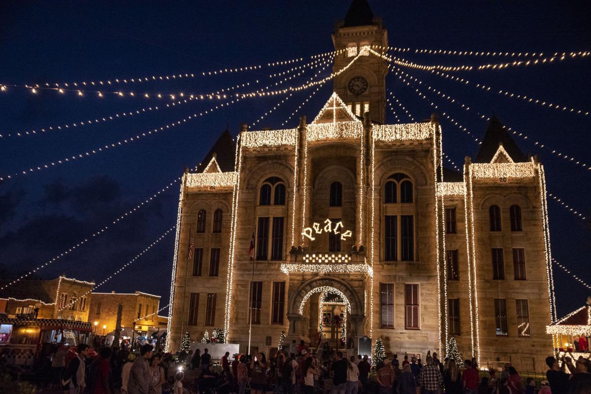 Hallettsville Festival of Lights