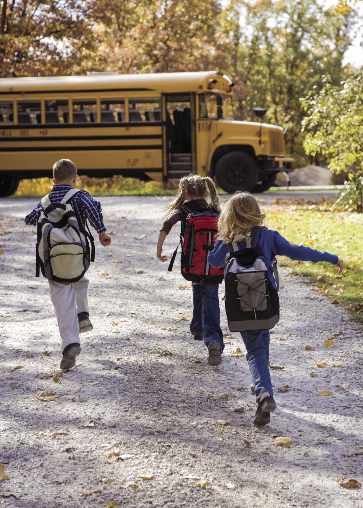 Back to school photo contest