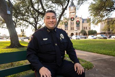 Roberto Arredondo Jr., Victoria Police Chief
