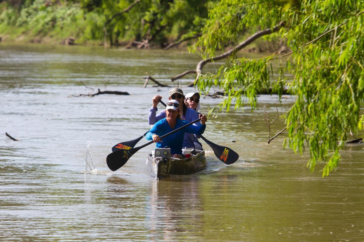 Texas Water Safari Day 2