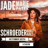 Jade Marie Patek on The Outdoor Stage