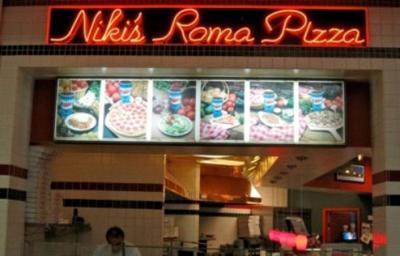 Best Pizza: Niki's Roma Pizza