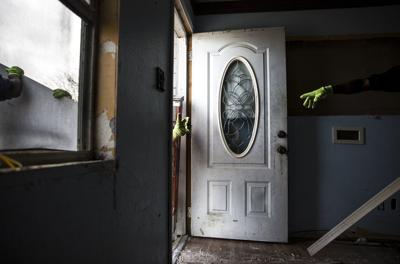 Mennonites build home, hope in Bloomington (w/video)