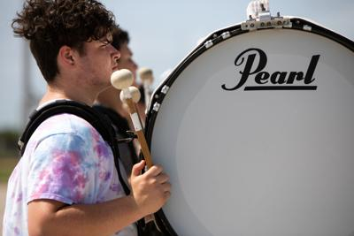 Victoria East band aims for state