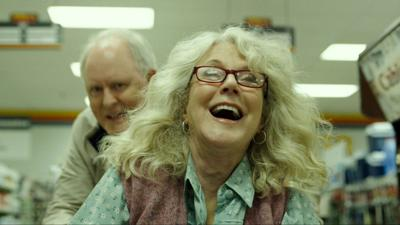 John Lithgow and Blythe Danner star in 'The Tomorrow Man'