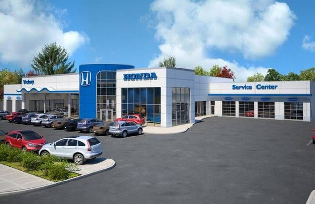 Progress Is Being Made On New Victory Honda Site
