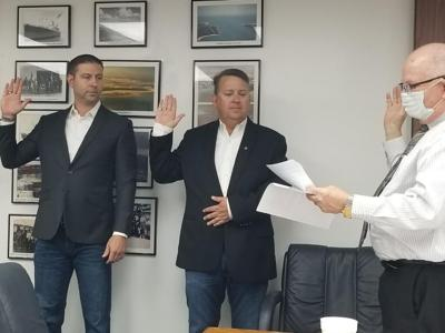 Branch pilots appointed for the Matagorda Bay Ship Channel