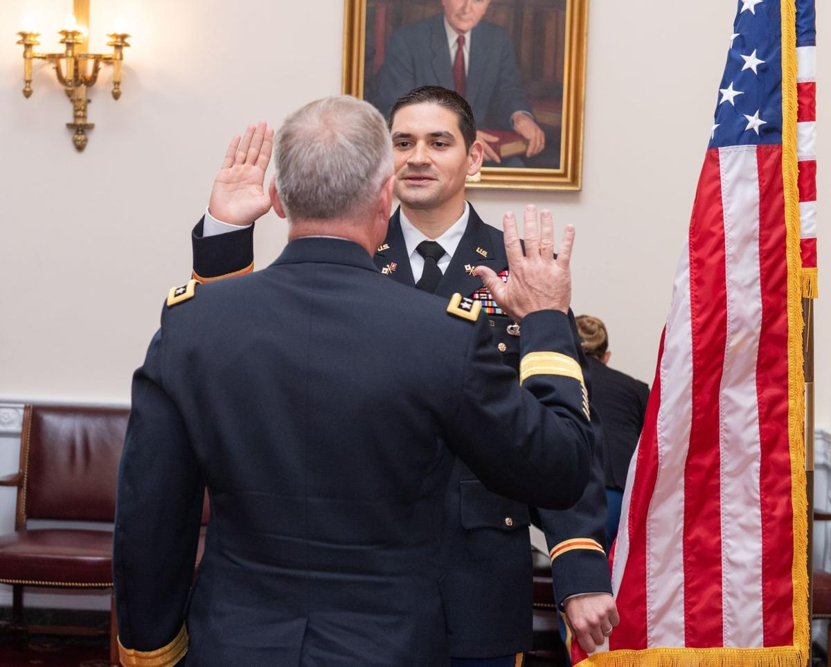 Eddie Garcia earned Master's degree and promotion