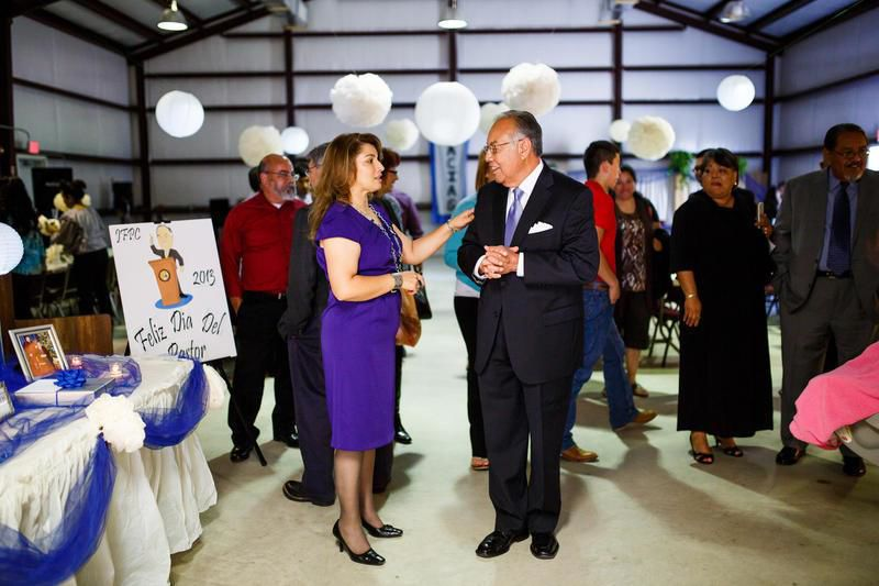 Pentecostal pastor celebrates 30 years of bilingual ...