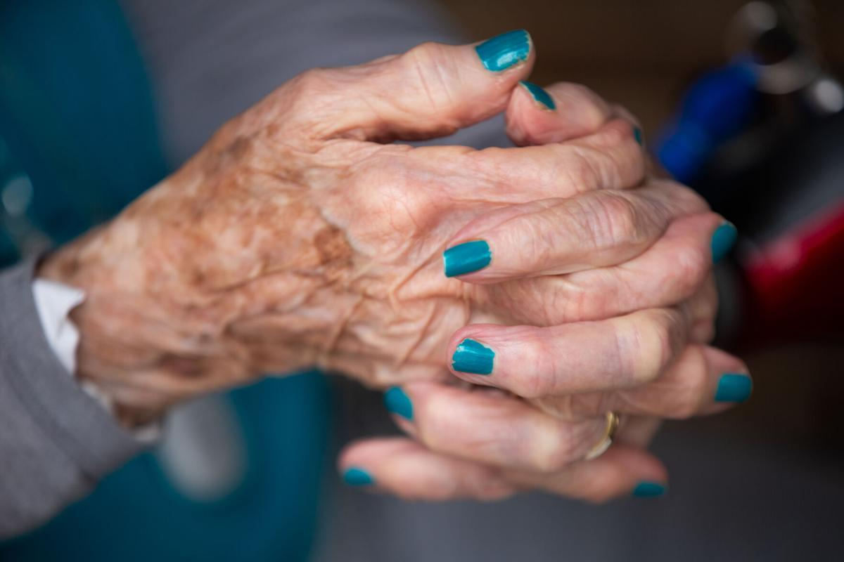 Martha Sembera's 101st Birthday