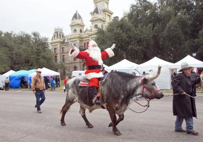 Christmas in Goliad
