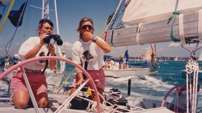 Alex Holmes's documentary 'Maiden' is a true story about the first ever all-female crew to enter the Whitbread Round the World in 1989