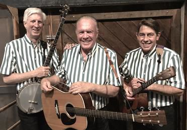 The Kingston Trio in the Charity Concert Series   Calendar