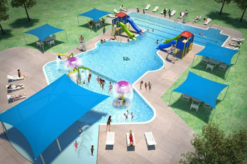 New Public Pool Will Stay Open Year Round Business