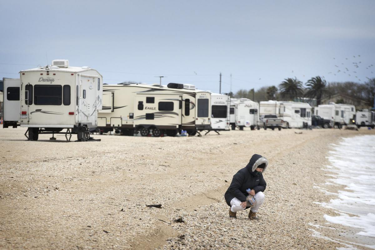 Residents Discuss Restricting Camping On Magnolia Beach