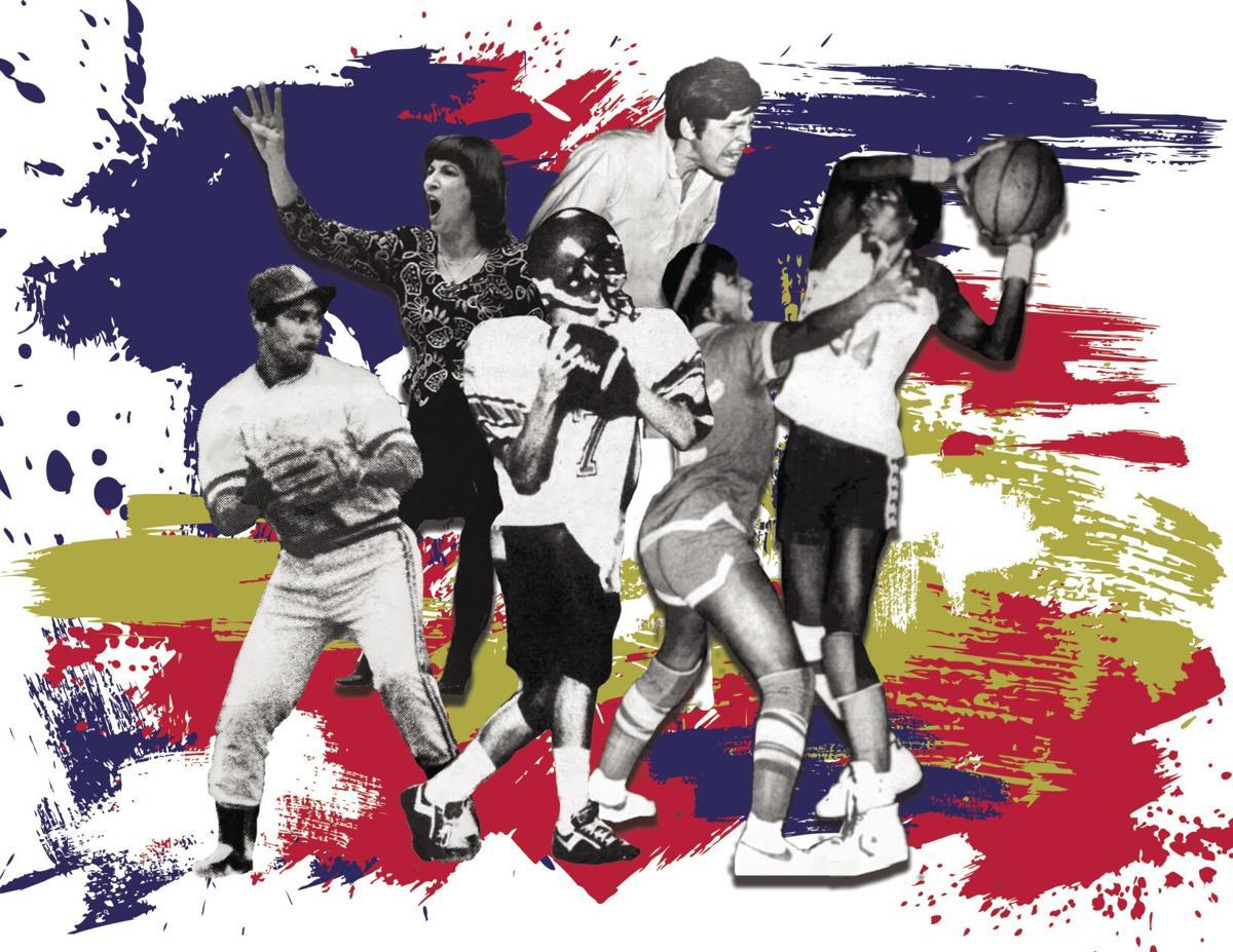 Victoria High & Stroman sports anniversary graphic