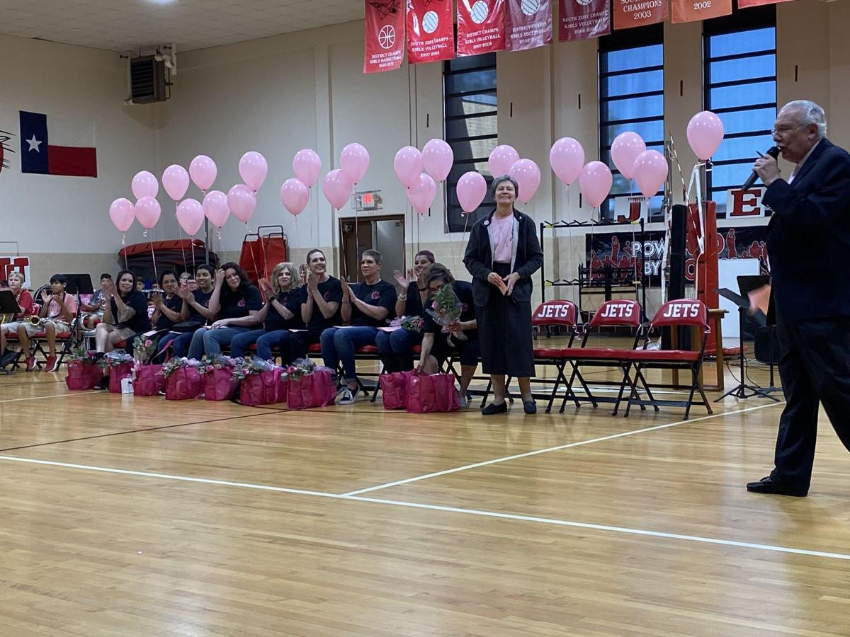 Tickled Pink Cancer Rally