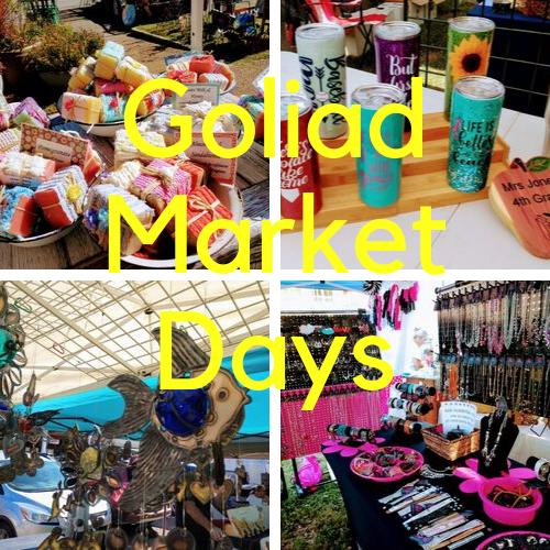 Goliad Market Days
