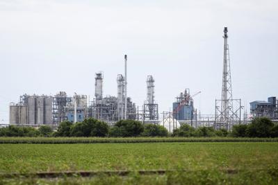 Dow Chemical/Union Carbide Corp. near Seadrift
