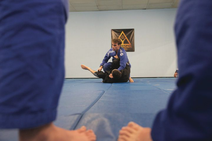 Brazilian master shares lessons with Crossroads Jiu-Jitsu
