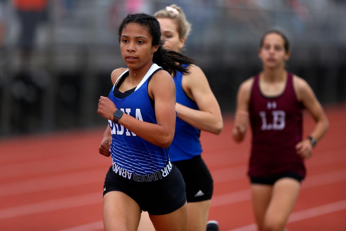 District 28-3A Track and Field Meet