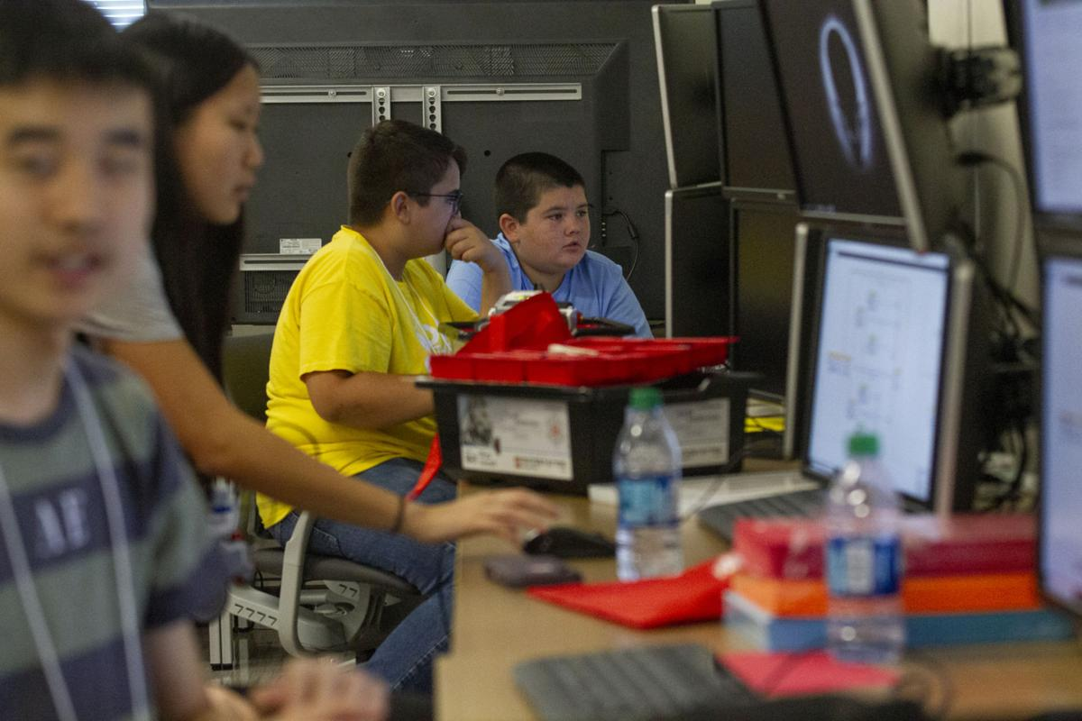 UHV Robotics Camp