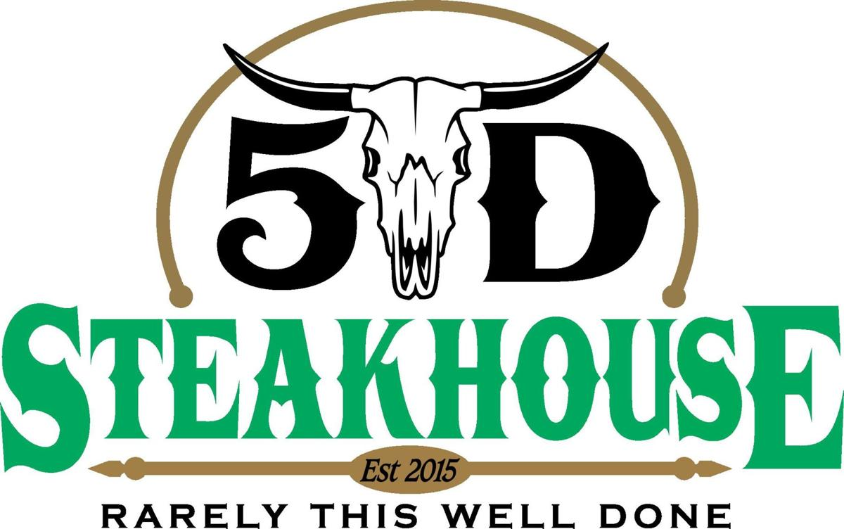 5D Steakhouse logo