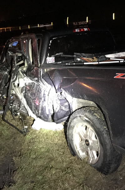 Port Lavaca man killed in crash on State Highway 185