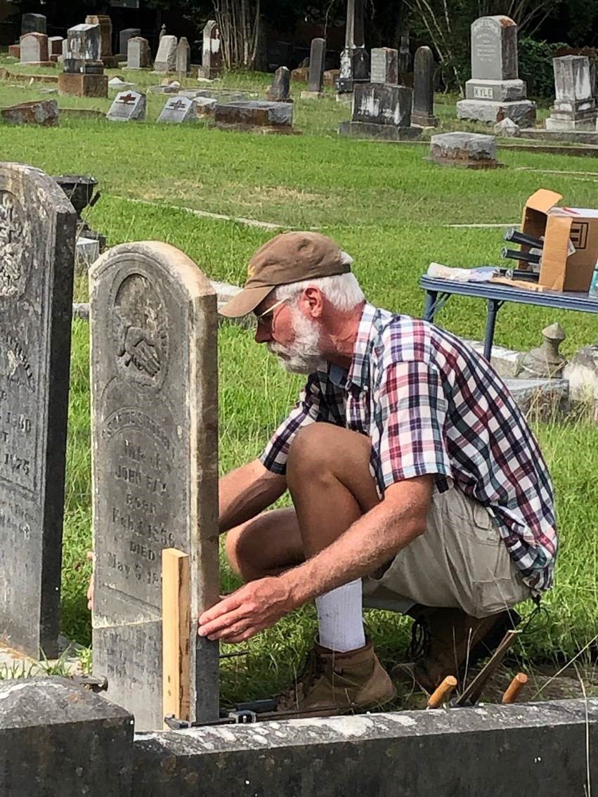 Successful Cemetery Preservation Workshop, Part II