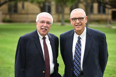 Moses brothers thankful for VC's impact on their lives
