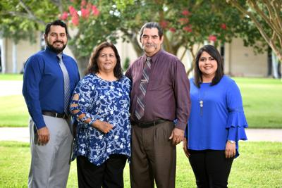 Sixtos family embraces legacy of higher learning at VC