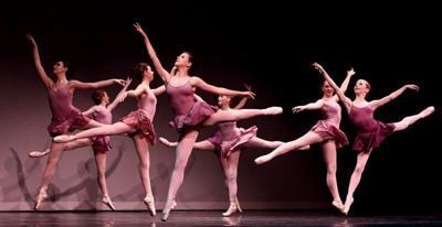 Alumni ballet dancer creates new, self-expression routine