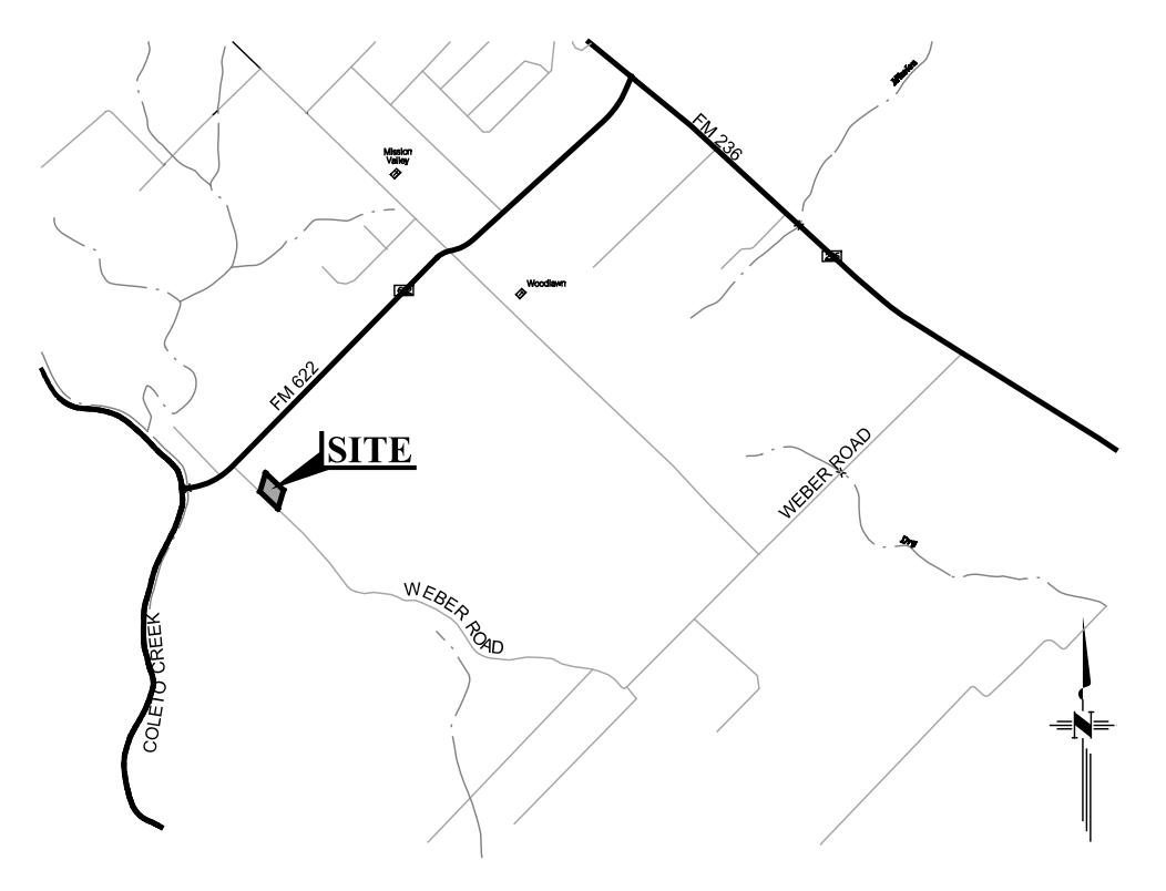 Proposed Weber Road subdivision
