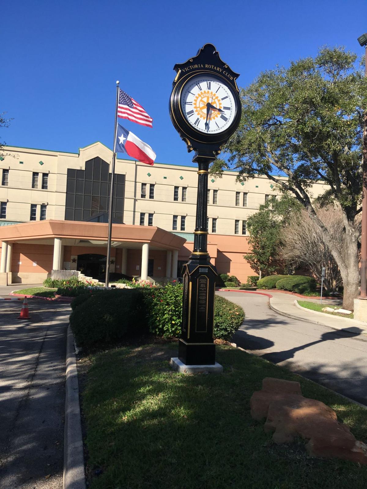 Victoria Rotary Club Centennial Clock
