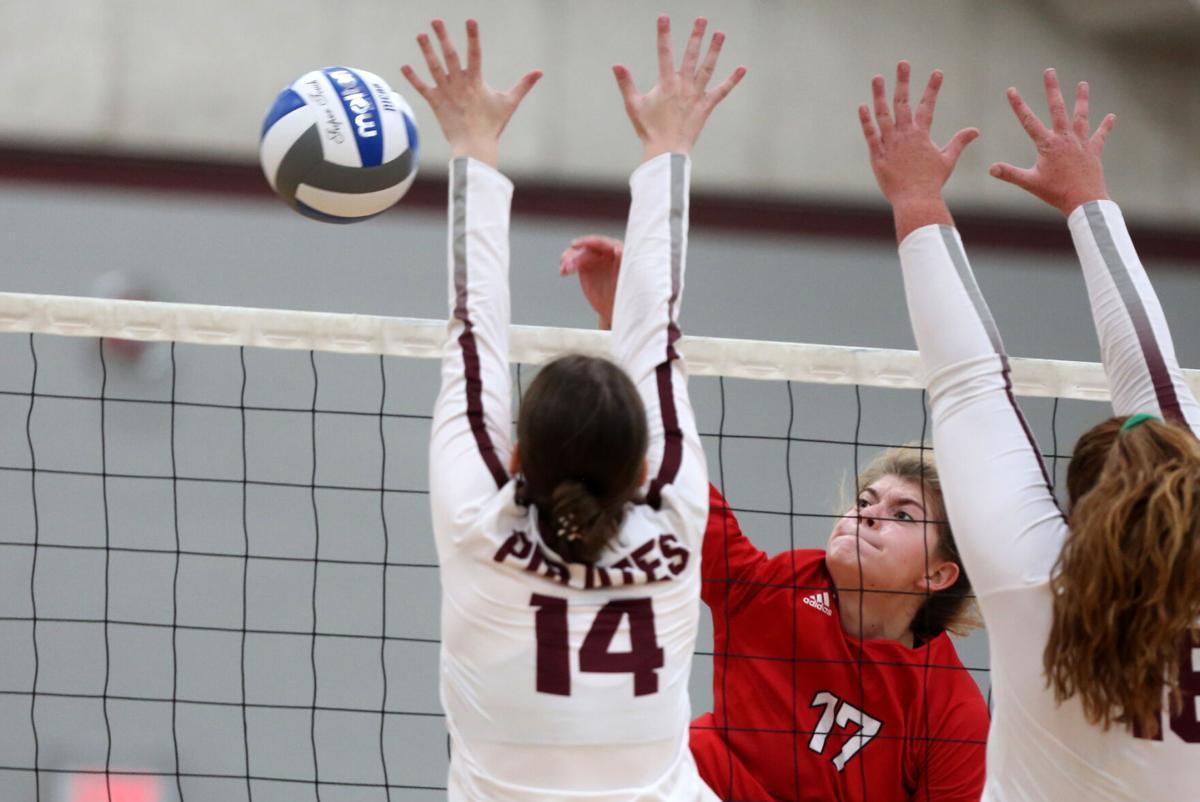 Victoria College vs. Wharton County Junior College Volleyball