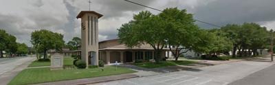 Hallettsville Sacred Heart Catholic Church