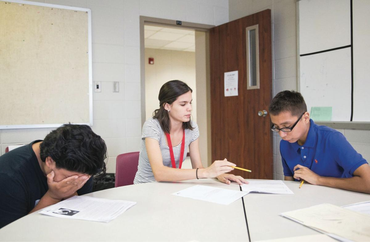 Tutoring program offers students second chance at success