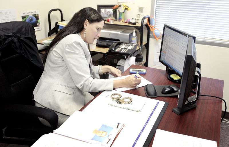 A day with juvenile probation officer (video) | Local News ...