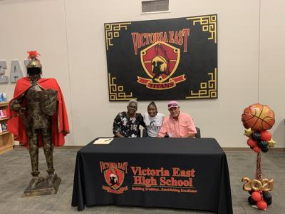 East's Wimbish-Gay commits to Master's University