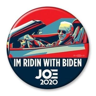 Joe Biden parade