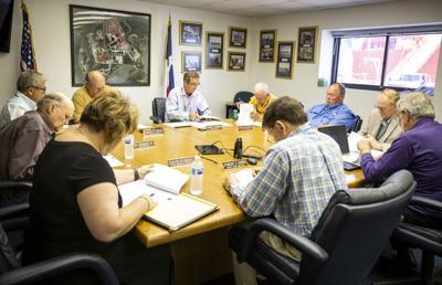Wednesday's Calhoun Port Authority Meeting